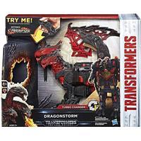 Transformers The Last Knight Turbo Changer Dragonstorm