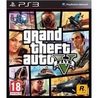 Rockstar Grand Theft Auto V (GTA 5) PS3