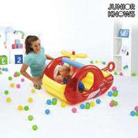 Inflatable helicopter Junior Knows 3965