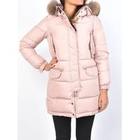 Harraseeket jacket, powder pink