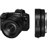 Canon EOS R + EF 24-105mm f/4L IS USM + Adapter EF-EOS R