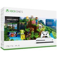 Microsoft Xbox One S 1TB - Minecraft