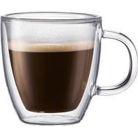 Bodum Bistro Espressokop 15 cl 2 stk