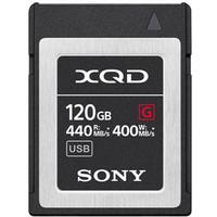 Sony Minneskort XQD G Series High Speed 120GB 5x Stronger