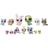 Littlest Pet Shop Collection 13-Pack Diva Squad