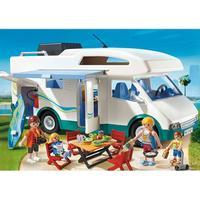 Playmobil - Summer Fun - Familehusvagn