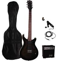 Chateau PS40 DC el-guitar, pakke 1