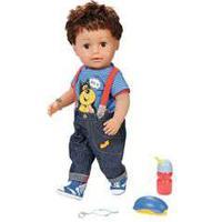 Baby Born interaktiv dukke - Bror
