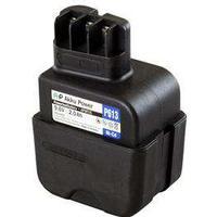 Batteri til Metabo 9.6 Volt elværktøj