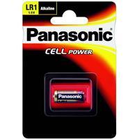 Panasonic - LR01/N/LR1/Lady batterier (3 x 1 stk)