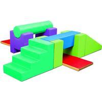 Mega skumblokke trappe 11 dele