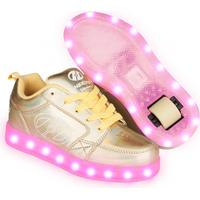 Heelys Premium 2 Low LED Schuhe gold