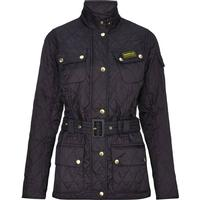 Barbour International Quilted - Black