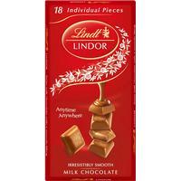 lindor choklad pris