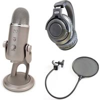 Blue Microphones Yeti Platinum Youtuber Set