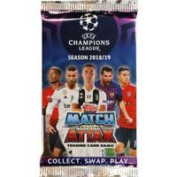 1st Paket (7 kort) 2018-19 Topps Match Attax Champions League