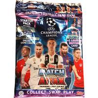 Startpaket 2018-19 Topps Match Attax Champions League