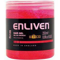 Enliven Hair Gel - Firm hold - 250ml