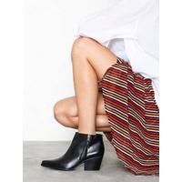 Sam Edelman Walden Calf Leather Heel Sort
