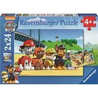 Ravensburger puslespil Paw Patrol, 2 stk