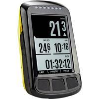 Wahoo Fitness Elemnt Bolt GPS Cykelcomputer gul/sort Computere Trådløs 2018