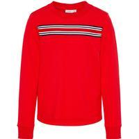Name It Kids Cropped Sweatshirt - Red/True Red (13166159)