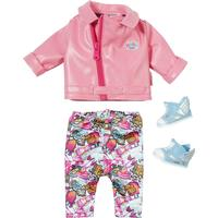 Zapf Baby Born City Deluxe Scooter Outfit