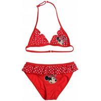 MINNIE MOUSE bikini, rød