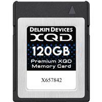Delkin Minneskort XQD 120GB 2933X - R440/W400