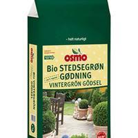 Bio Stedsegrøn Gødning 7-2-5 +2% Mg 5 kg. poser, Gødninger