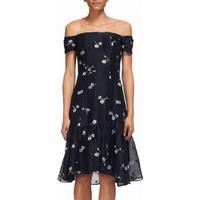 Discount Whistles Adalynn Embroidered Dress Navy,Women's Whistles Dresses
