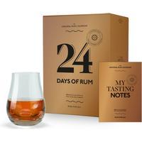 The Original Rum Calender, 24 Days Of Rum 40%