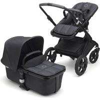 Bugaboo Fox Stellar Complete on Black Chassis