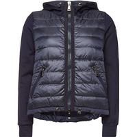 Moncler Cotton Cardigan with Down Filling
