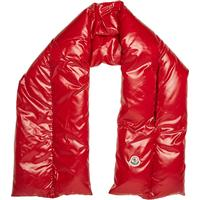 Moncler Scarf with Down Filling