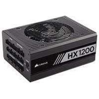 Corsair HX1200, 1200W PSU ATX 12V V2.4, 80 Plus Platinum, Modular, 8x 6+2-pin PCIe, 16x SATA, 12x Molex
