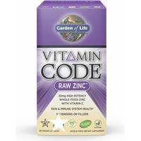 Garden of Life - Vitamin Code RAW Zink 60 kapslar