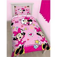 Minnie Mouse Mimmi Pigg Sängkläder - Miss Diva