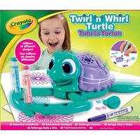 Crayola Twirl & Whirl Turtle