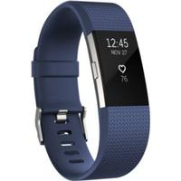 FitBit Charge 2 Activity Tracker Blue - Small - FB407SBUS-EU