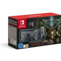 Nintendo Switch - Grey - Diablo III - Limited Edition