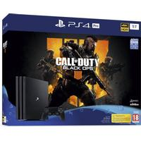 Sony PlayStation 4 Pro 1TB - Call of Duty: Black Ops IIII