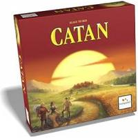 Settlers Catan Grundspelet