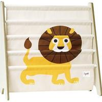 3 Sprouts Lion Book Rack