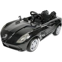Mercedes-Benz SLR McLaren Stirling Moss Elbil, Sort