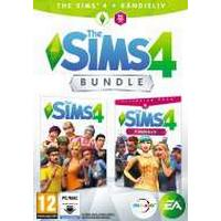 The Sims 4 Plus Kändisliv Bundle (Code in a box)