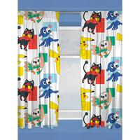 Pokémon Dash Curtains