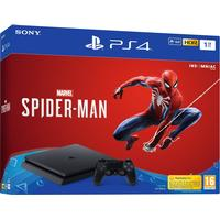 Sony PlayStation 4 Slim 1TB - Marvel's Spider-Man