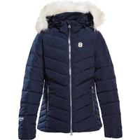 8848 Altitude Vera Jr Jacket - Navy