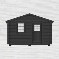 Baseco Stuga (Byggnadsarea 15 m²) Grundsats